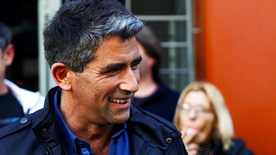Investigan un incendio intencionado en la casa del exvicepresidente uruguayo Sendic