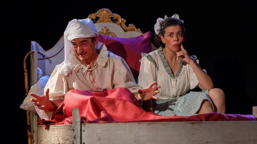 El corral de comedias vuelve a llenar de teatro las noches veraniegas de Triana en su XIII edición