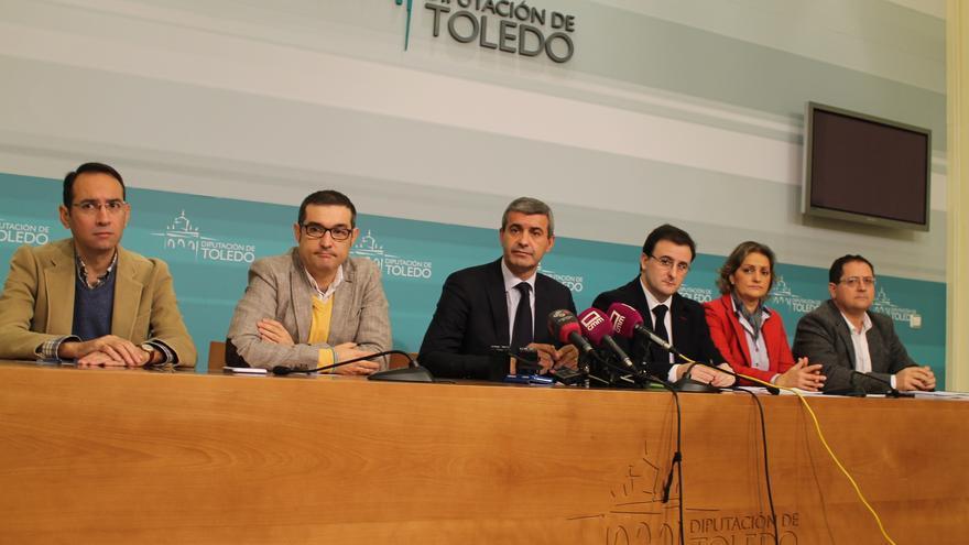 Presentación presupuestos Diputación de Toledo