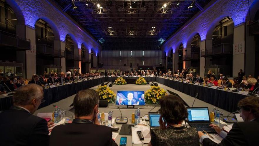 Los ministros de la UE constatan el consenso para cooperar más en Justicia electrónica