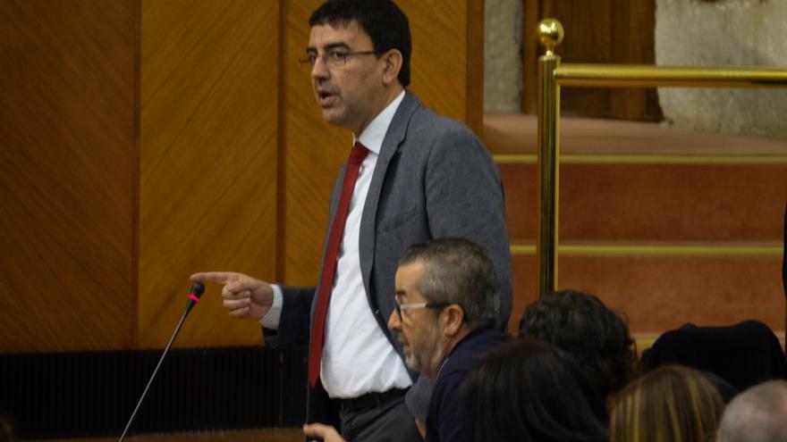 Mario Jiménez seguirá de presidente y portavoz parlamentario del PSOE-A y José Muñoz y Noelia Ruiz, portavoces adjuntos