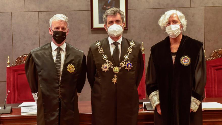 """El nuevo presidente de TSJPV pide """"concreción normativa"""" en conflictos por salud"""