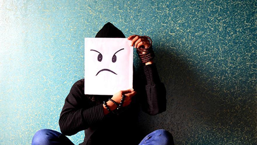 Vivir enfadado aumenta el riesgo de morirse antes.