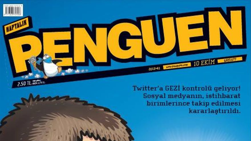 """Penguen: """"Se ha tomado la decisión de vigilar twitter desde las unidades de inteligencia""""/ Teléfono: """"La policía quiere saber su localización actual"""""""