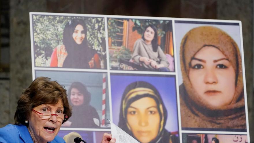 Senadores de EE.UU. acusan a Biden de abandonar a las mujeres afganas