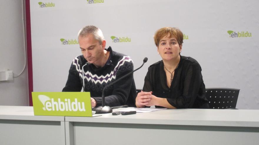 """EH Bildu cree que los que """"provocaron la sanción"""" por las 'vacaciones fiscales' deben """"asumir su responsabilidad"""""""