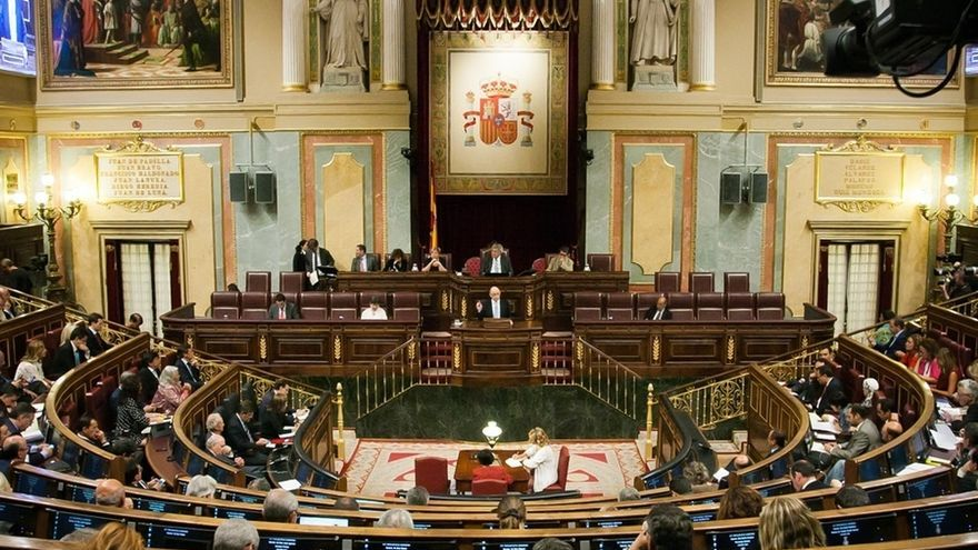 Nueva tarde de despedidas en el Congreso a una semana de la disolución de las Cortes