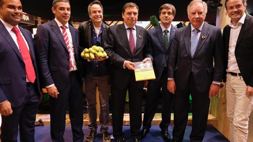 Presentación del libro 'Plátano de Canarias en la Cocina', dirigido y elaborado por los reconocidos cocineros hermanos Torres.