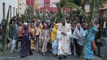 Imagen de archivo de 'La Pasión de Jesús' de Breña Alta.