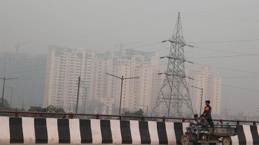 """Siddharth Singh: """"En India muere más gente por polución que por terrorismo"""""""