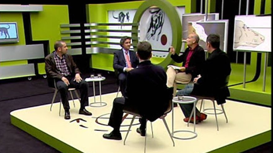 Chani, Antonio Montero y Patxi Andión, cazadores incomprendidos en TV