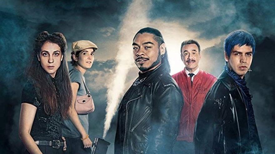 Los Spookys (HBO)