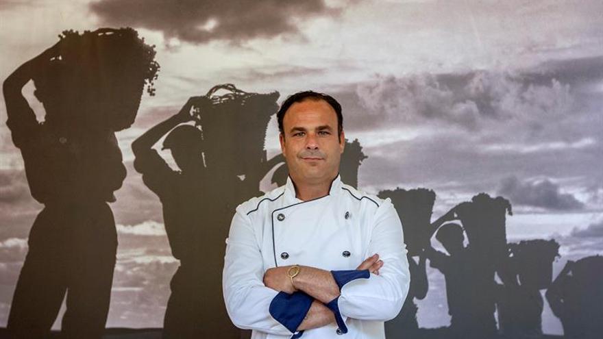 Ángel León dirigirá un restaurante en Madrid