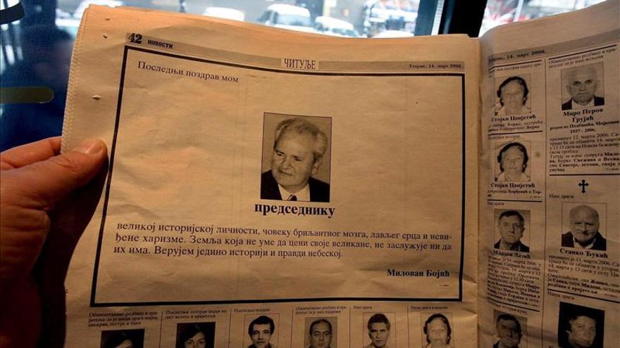 El TPIY ordena abrir nuevo juicio para exjefes de servicios secretos de Milosevic