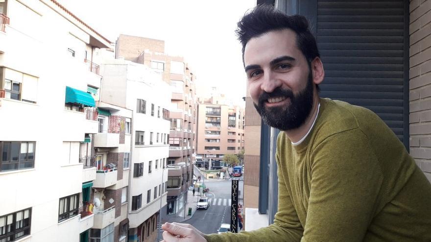 El albaceteño, José Antonio Peñaranda, uno de los nuevos portavoces de Equo CLM