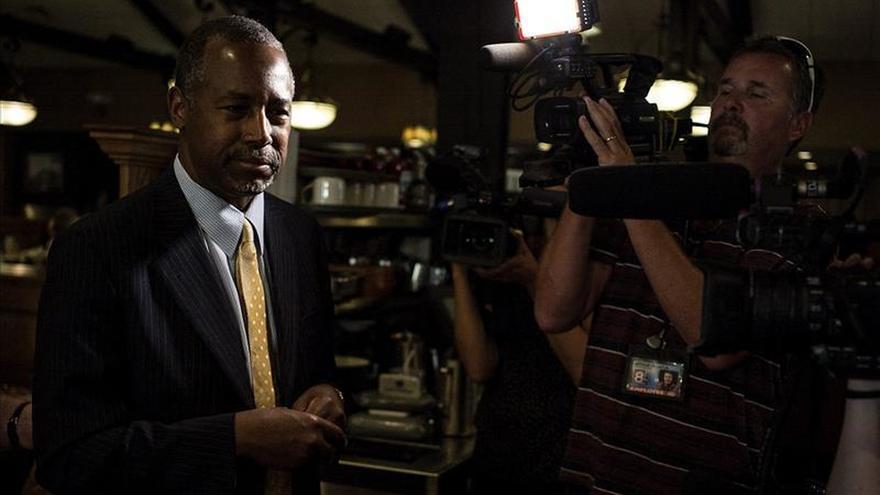 Los republicanos celebran su cuarto debate con Carson liderando los sondeos