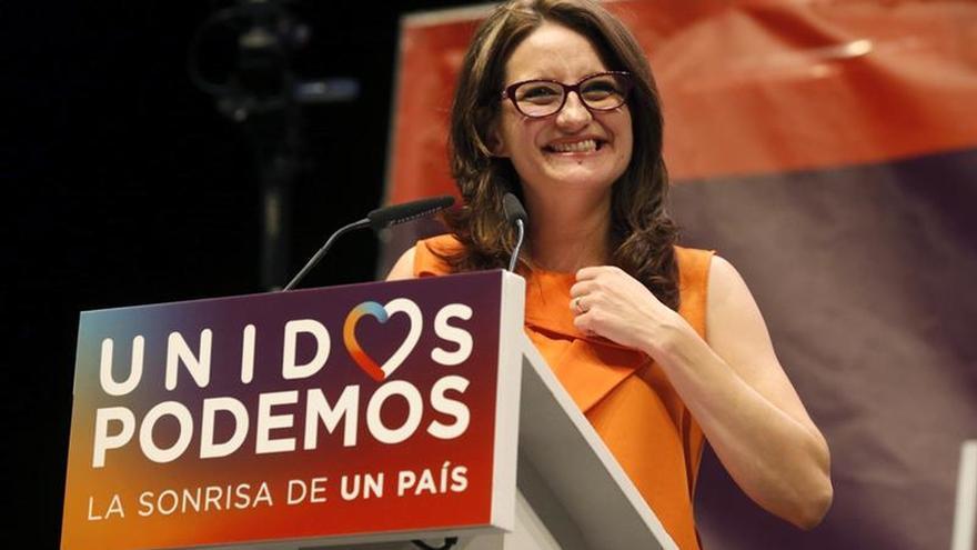 """Oltra avisa al PP: """"Si quieren malos, los van a tener"""" el 26 de junio"""