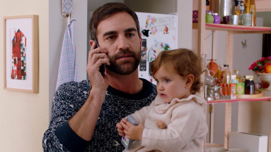 Jon Plazaola en la temporada 5 de 'Allí Abajo'
