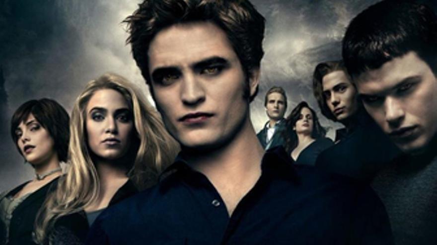 Poster de La saga Crepúsculo: Eclipse