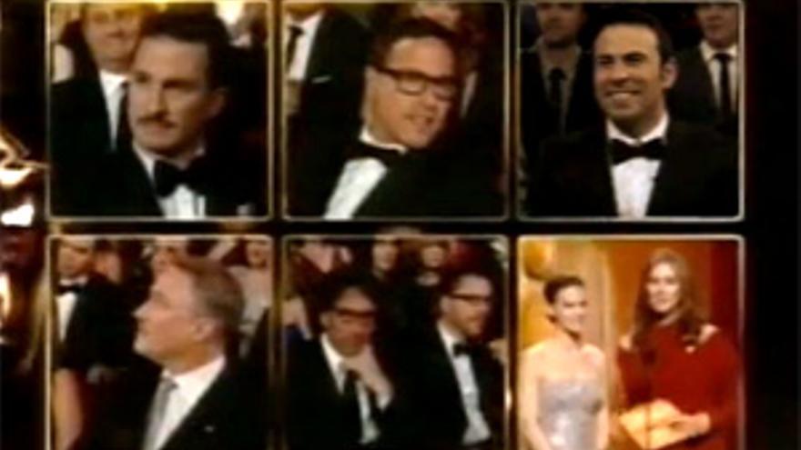 """El director de Marca TV """"se cuela"""" en la gran noche de los Oscar"""