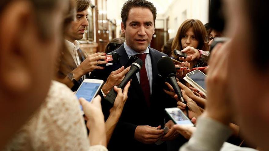 El PP se sumará a la petición de Cs de comparecencia de Sánchez por su tesis