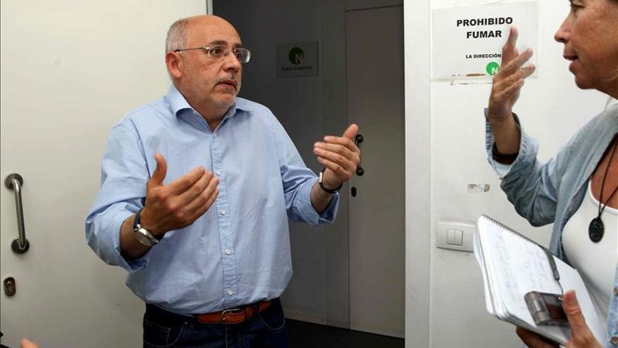 El consejero insular de Podemos suspendido de militancia toma posesión mañana
