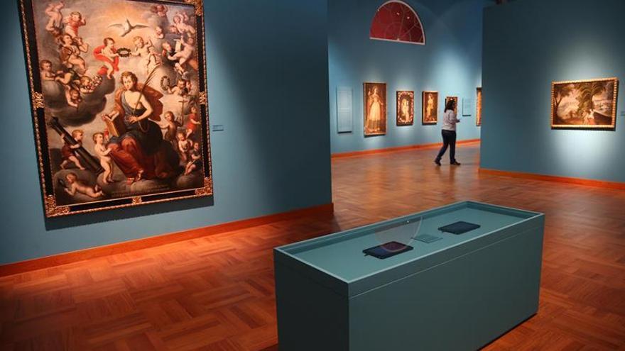 La Escuela Cusqueña traza en una muestra tres siglos de obras de la América colonial