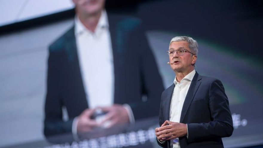 La Policía alemana detiene al presidente de Audi