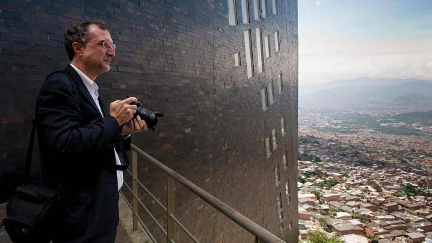 El COAM quiere realizar visitas mensuales a edificios singulares de Madrid