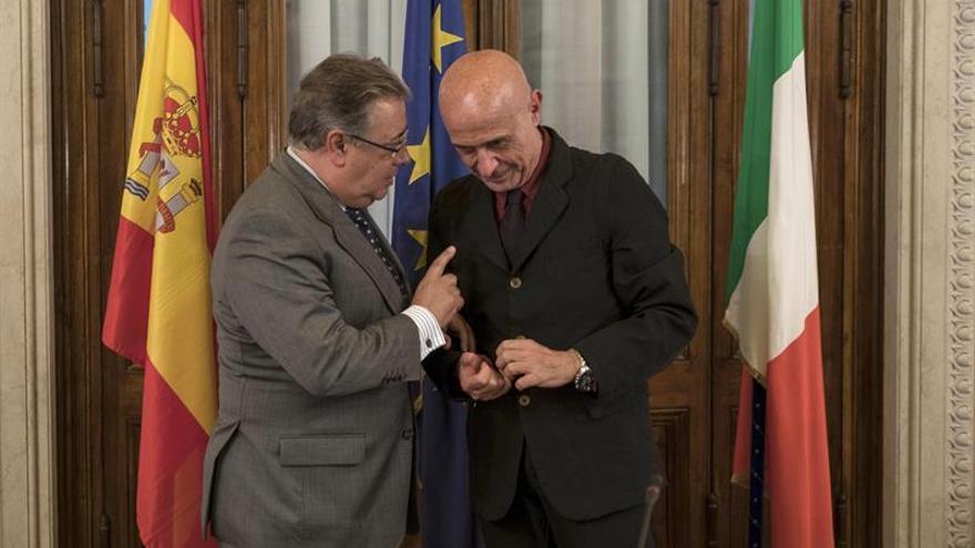 España e Italia reforzarán la cooperación bilateral para prevenir atentados