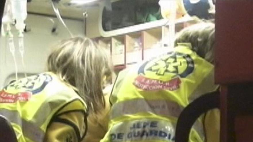 Muere una mujer al ser atropellada por un vehículo en Madrid