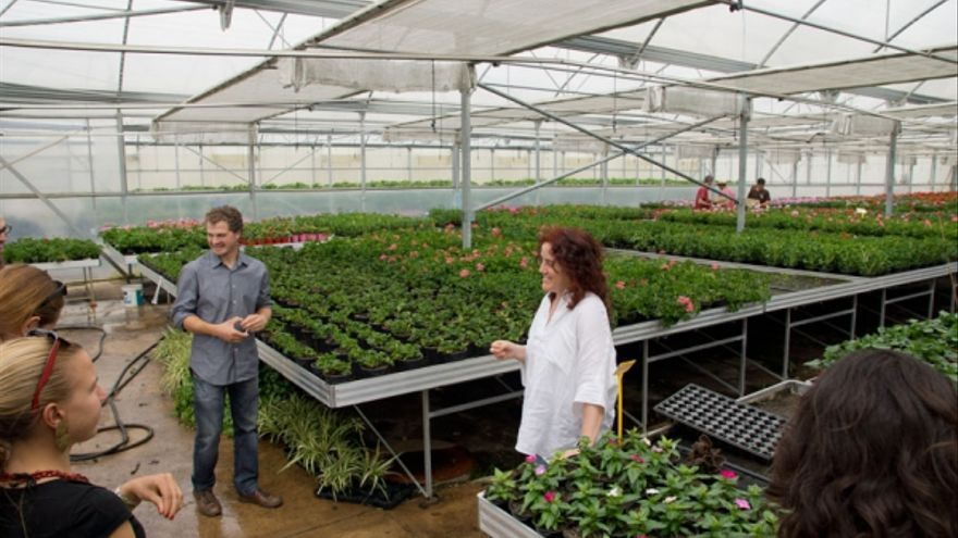El Ayuntamiento de Huesca impulsa un programa de impulso de la agricultura ecológica.