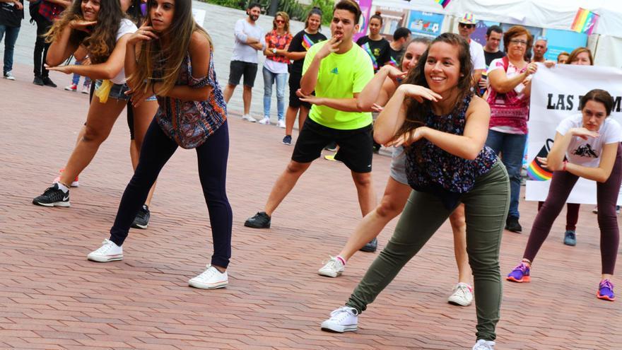 Flashmob contra la LGTBFobia