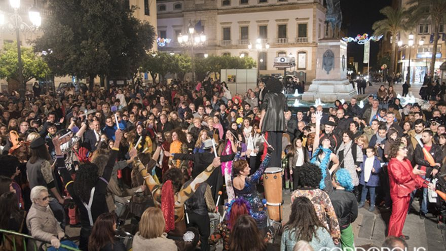 Carnaval en la calle   TONI BLANCO