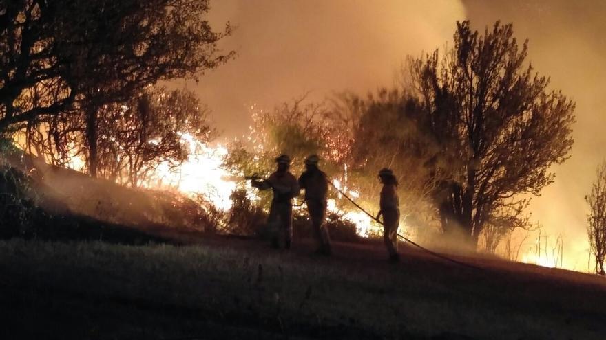 Convocadas ayudas por más de un millón de euros para entidades locales para prevención de incendios forestales