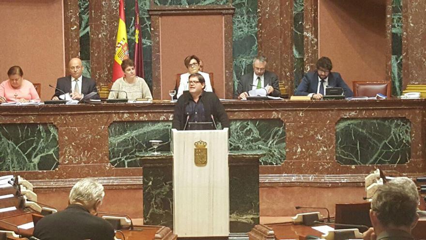 La vinculación exclusiva de los hospitales públicos a la UMU propuesta por Podemos, y apoyada por el PSOE, no ha salido adelante
