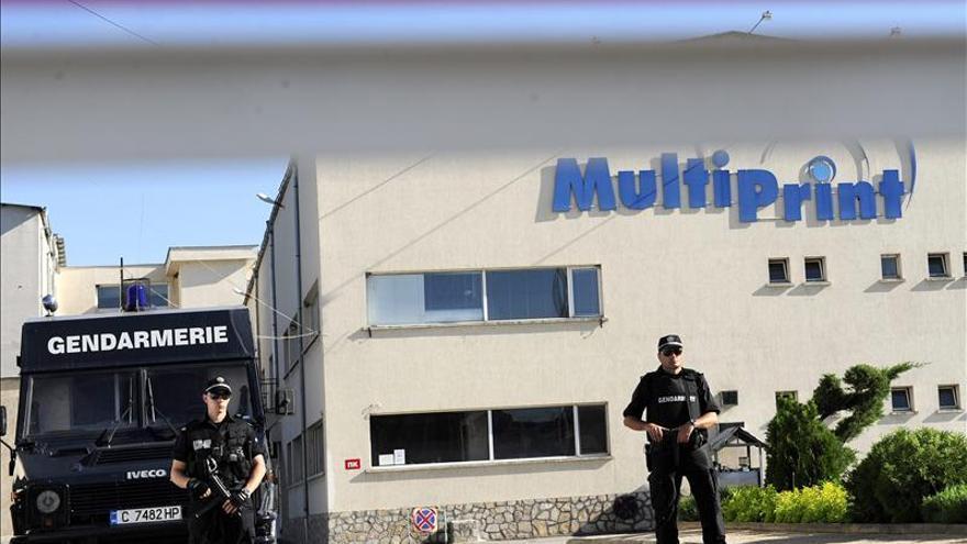 La Policía búlgara decomisa 350.000 papeletas falsas un día antes de los comicios