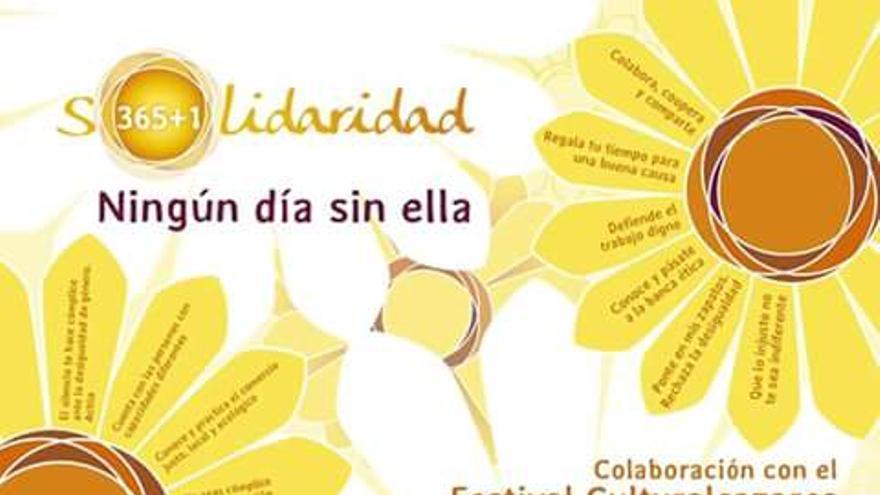 Cartel del Festival Culturalcázares 2016