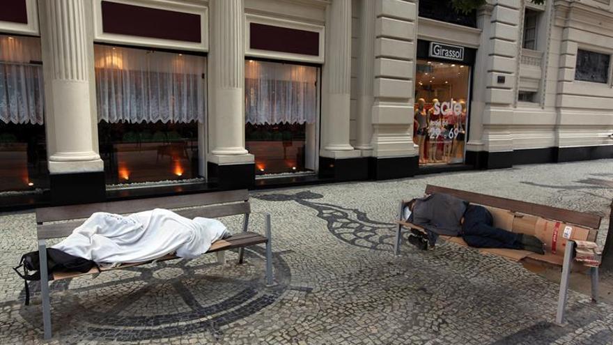 Seis personas poseen la misma riqueza que la mitad de la población de Brasil