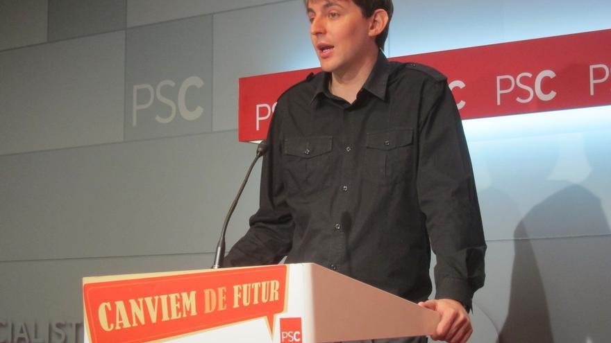 Eliana Camps y Javi López logran los avales para presentarse a las primarias europeas del PSC