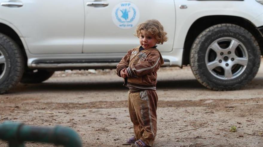 La ONU no ha distribuido ayuda a la zona sitiada en Siria desde noviembre