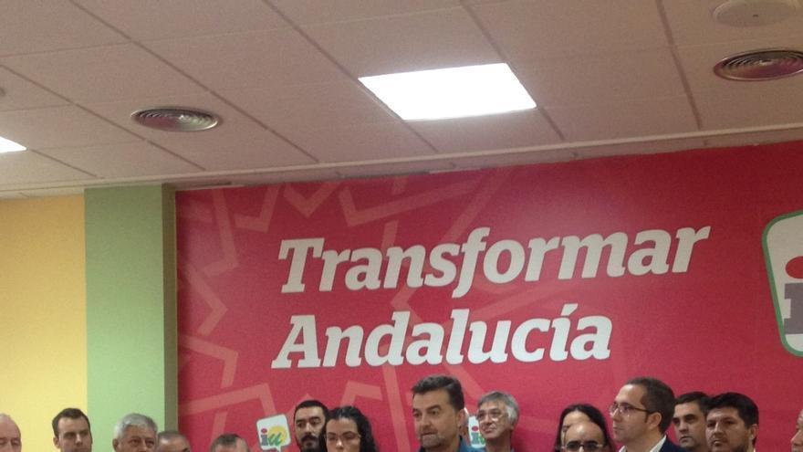 """Maíllo critica el """"recorte escandaloso"""" de Junta en el plan Andalucía Orienta y le urge pagar deuda por planes de empleo"""
