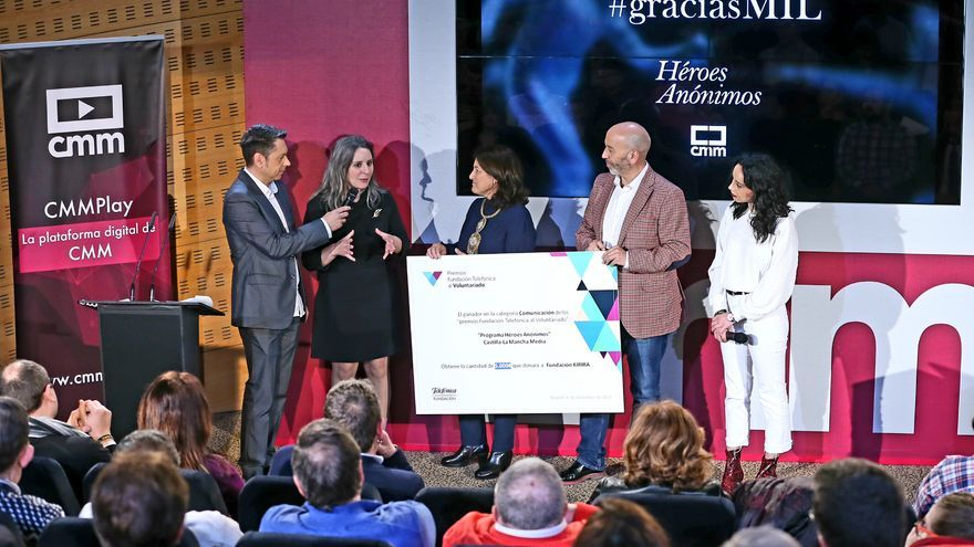 Gala 'Héroes Anónimos'