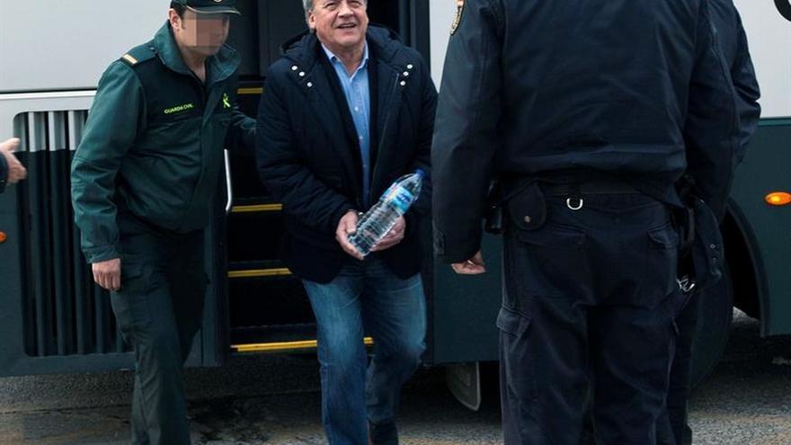 Pacheco condenado nuevamente a un año y medio de cárcel por la venta de un solar