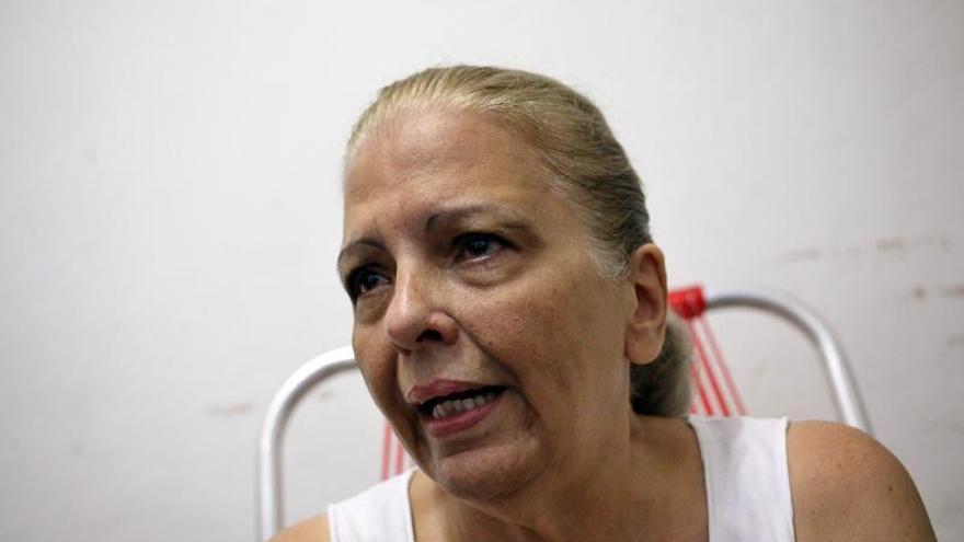 """Disidente cubana pide volver a la cárcel por el """"asedio"""" al que es sometida"""