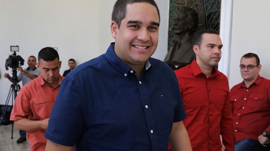 Venezuela tomaría la Casa Blanca si EE.UU. la invade, dice el hijo de Maduro