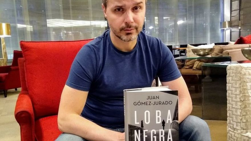 "Gómez-Jurado: ""En la novela 'Loba Negra' el lector ve el poder en crudo"""