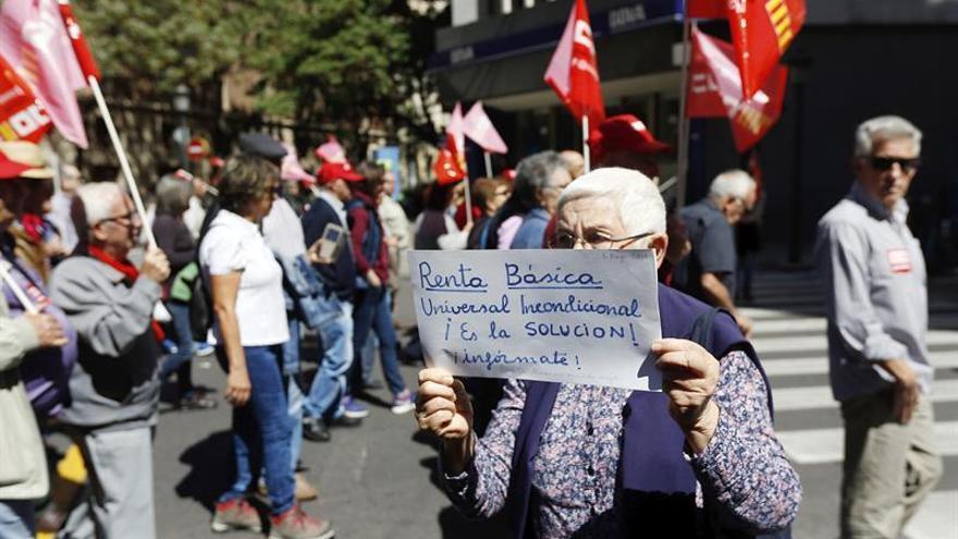 Sindicatos y Gobierno valenciano reclaman financiación y políticas sociales