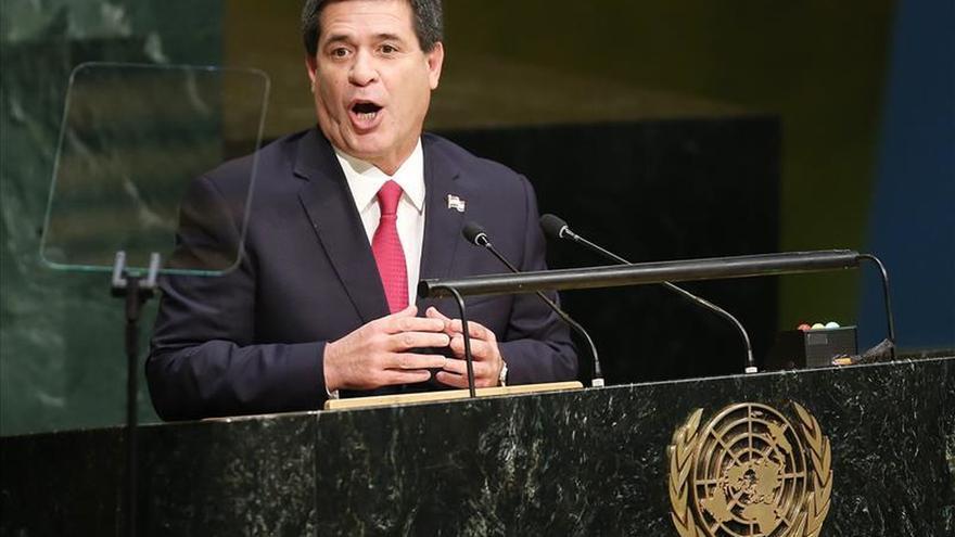 Horacio Cartes anticipa armonía en la región del  Mercosur tras los comicios en Venezuela