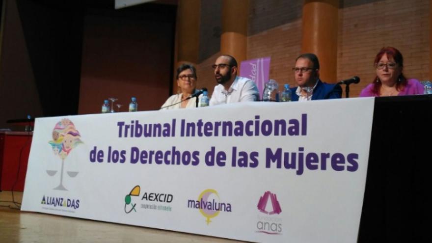 Jornadas Tribunal Internacional de Derechos de las Mujeres / @AEXCID_